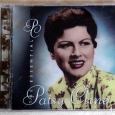 CDs de Música: PATSY CLINE - THE ESSENTIAL - CD. RCA RECORDS. BMG. AÑO 1996. Lote 135822018