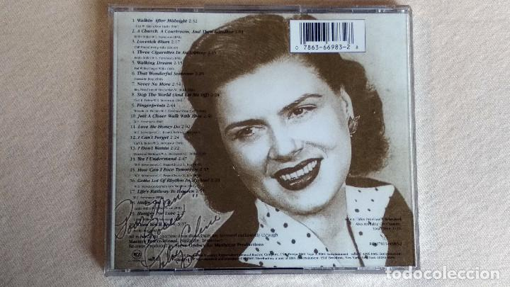 CDs de Música: PATSY CLINE - THE ESSENTIAL - CD. RCA Records. BMG. Año 1996 - Foto 4 - 135822018