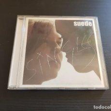 CDs de Música: SUEDE - SINGLES - CD ALBUM - SONY - 2003. Lote 135827498