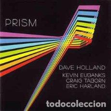 CDs de Música: DAVE HOLLAND - PRISM (CD, ALBUM) LABEL:OKEH, DARE2 RECORDS CAT#: 88883721802 . Lote 135832502