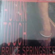 CDs de Música: BRUCE SPRINGSTEEN HUMAN TOUCH CD. Lote 135838798