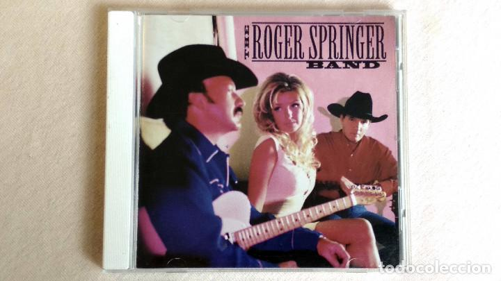 THE ROGER SPRINGER BAND - CD. GIANT RECORDS. AÑO 1999 (Música - CD's Country y Folk)