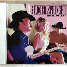 CDs de Música: THE ROGER SPRINGER BAND - CD. GIANT RECORDS. AÑO 1999. Lote 135839094