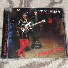 CDs de Música: RICK JAMES, STREET SONGS. Lote 135840609