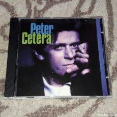 CDs de Música: PETER CETERA, SOLITUDE SOLITAIRE. Lote 135841371