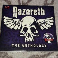 CDs de Música: NAZARETH, THE ANTHOLOGY, 2CDS. Lote 135844290