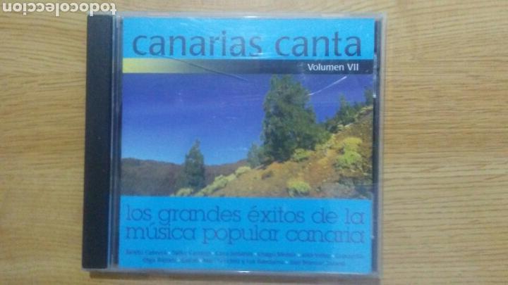 CANARIAS CANTA VOLUMEN VII (Música - CD's World Music)