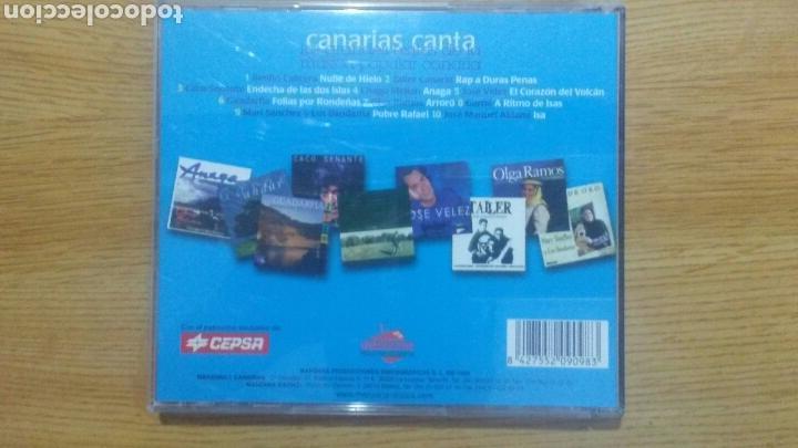 CDs de Música: Canarias Canta Volumen VII - Foto 2 - 135847709