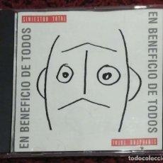 CDs de Música: SINIESTRO TOTAL (EN BENEFICIO DE TODOS) CD 1990. Lote 135851674