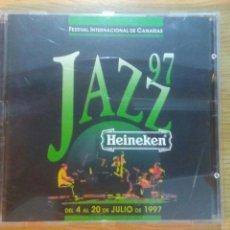CDs de Música: JAZZ 97 HEINEKEN FESTIVAL INTERNACIONAL DE CANARIAS. Lote 135854075