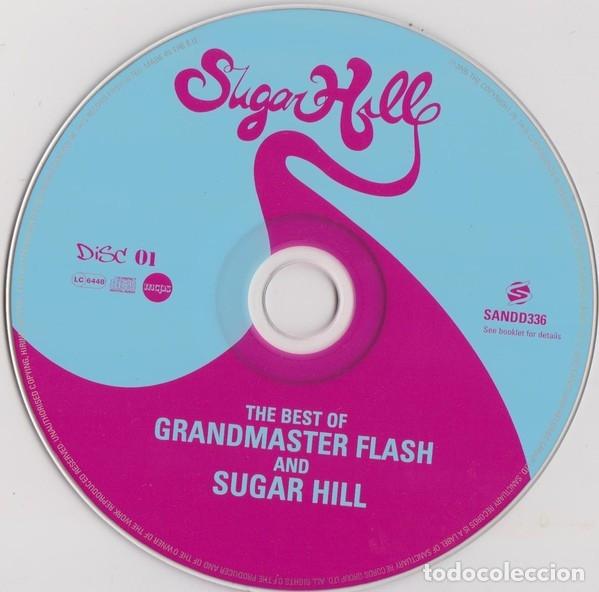 CDs de Música: THE BEST OF GRANDMASTER FLASH & SUGARHILL GANG * 2 CD Deluxe * ltd MIXES * PRECINTADO!! - Foto 2 - 101658635