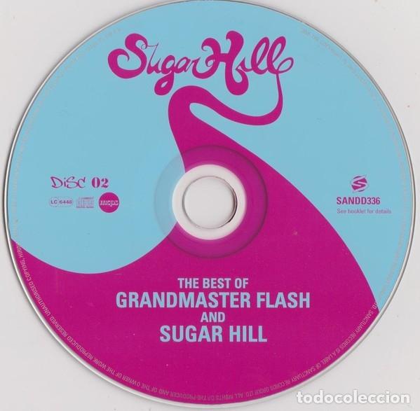 CDs de Música: THE BEST OF GRANDMASTER FLASH & SUGARHILL GANG * 2 CD Deluxe * ltd MIXES * PRECINTADO!! - Foto 3 - 101658635