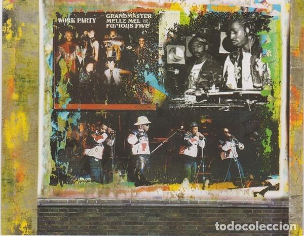 CDs de Música: THE BEST OF GRANDMASTER FLASH & SUGARHILL GANG * 2 CD Deluxe * ltd MIXES * PRECINTADO!! - Foto 4 - 101658635