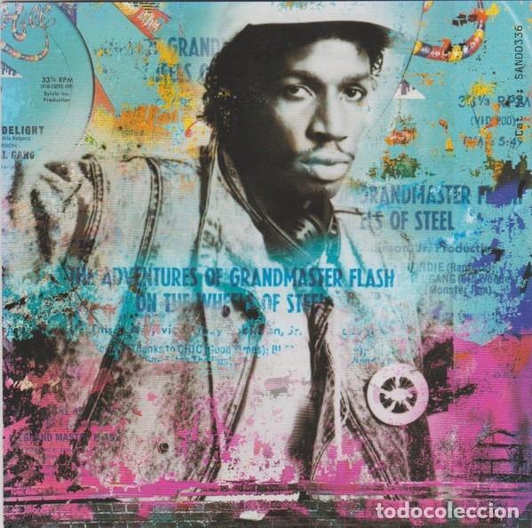 CDs de Música: THE BEST OF GRANDMASTER FLASH & SUGARHILL GANG * 2 CD Deluxe * ltd MIXES * PRECINTADO!! - Foto 6 - 101658635