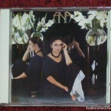 CDs de Música: ANA BELEN (ANA) CD 1988. Lote 135920762