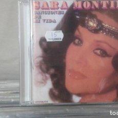 CDs de Música: SARA MONTIEL,CANCIONES DE MI VIDA. Lote 135930402