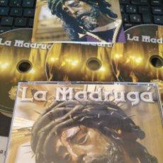 CDs de Música: SEMANA SANTA SEVILLA CD + 2 DVD LA MADRUGADA - COMPLETO. Lote 136026666