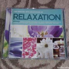 CDs de Música: RELAXATION. Lote 136030514