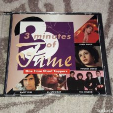 CDs de Música: JOHN WAITE, PHOEBE SNOW, THE KNACK, AL STEWART, ANDY KIM, DAVID PARTON, OWEN PAUL, THE FANTASTICS. Lote 136031025