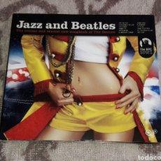 CDs de Música: THE BEATLES, JAZZ AND BEATLES, N°1. Lote 136032576