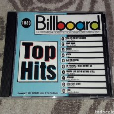 CDs de Música: BILLBOARD, TOP HITS, 1983, TOTO, AIR SUPPLY, MICHAEL SEMBELLO, EDDY GRANT, BONNIE TYLER, STRAY CATS. Lote 136032893