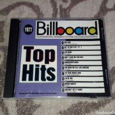 CDs de Música: BILLBOARD, TOP HITS, 1977, CLIMAX BLUES BAND, HEATWAVE, LEO SAYER, ROSE ROYCE, THELMA HOUSTON. Lote 136039756