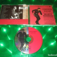 CDs de Música: MARTY ROBBINS ( GUNFIGHTER BALLADS AND TRAIL SONGS ) - CD - CK 65996 - COLUMBIA. Lote 136040690