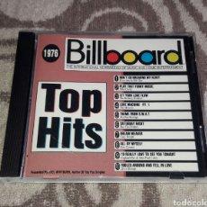 CDs de Música: BILLBOARD, TOP HITS, 1976, ELTON JOHN Y KIKI DEE, THE MIRACLES, WILD CHERRY, ERIC CARMEN. Lote 136045620