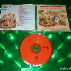 CDs de Música: NAVIDAD CARIBEÑA - CD - CDNS 859 - HELIX - ANTONIO MACHIN - CELIA CRUZ - OLGA GUILLOT .... Lote 136067014