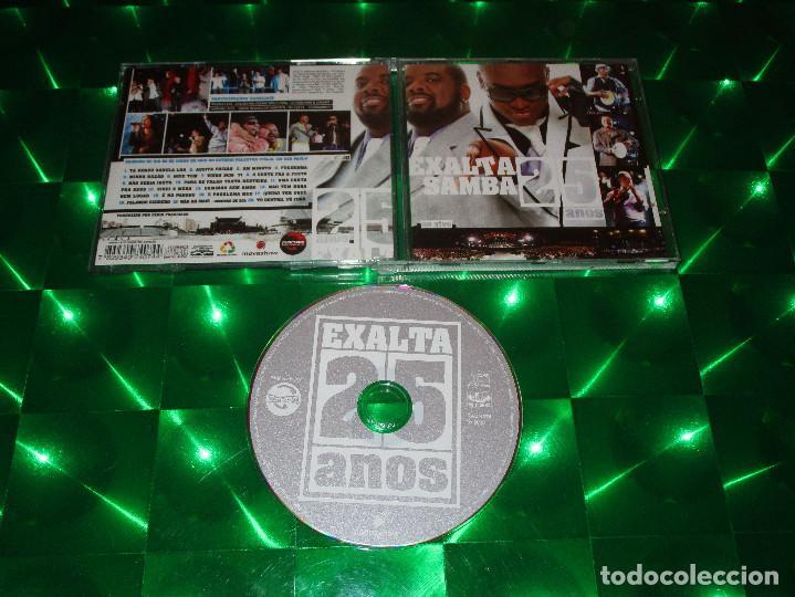OFICIAL ANOS 25 AO EXALTASAMBA VIVO BAIXAR CD