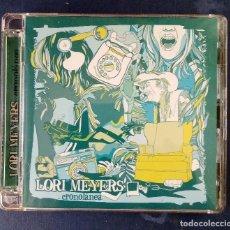 CDs de Música: CD LORI MEYERS - CRONOLÁNEA. . Lote 136072162