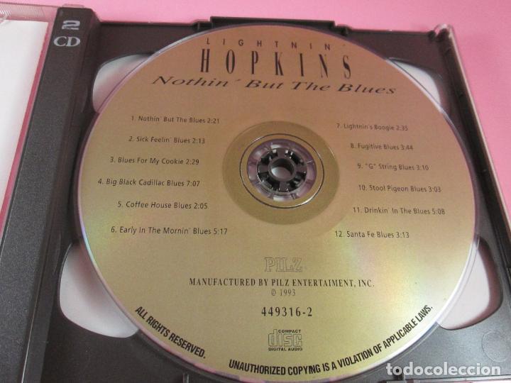 CDs de Música: CD-DOBLE-GIGANTES DEL BLUES-BUEN ESTADO-VER FOTOS - Foto 5 - 136097870