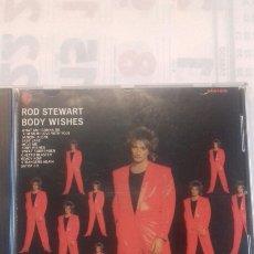 CDs de Música: ROD STEWART. BODY WISHES. Lote 136105605