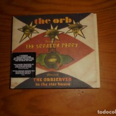 CDs de Música: THE ORB. FEATURING LEE SCRATCH PERRY. THE ORBSERVER IN THE STAR HOUSE . CD (#). Lote 136107518