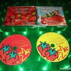 CDs de Música: DIA DE LA FRESA .06 ( X-KANDALO ) - 2 CD - 2006 - GRUPO KAPITAL - PROMOCIONAL - CHRISTIAN MILLAN .... Lote 136113098