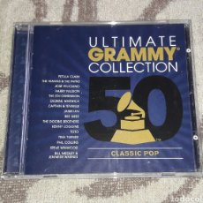 CDs de Música: ULTIMATE GRAMMY COLLECTION, THE MAMAS Y THE PAPAS, JANIS IAN, JOSE FELICIANO, TINA TURNER, COLLINS. Lote 136118236