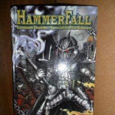CDs de Música: HAMMERFALL 'CRIMSON THUNDER SPECIAL COMIC EDITION'. Lote 136125246