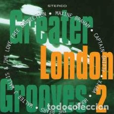CDs de Música: VARIOUS - GREATER LONDON GROOVES 2 (CD, COMP) LABEL:THREE RECORDS (2) CAT#: THE 42032 . Lote 136146110
