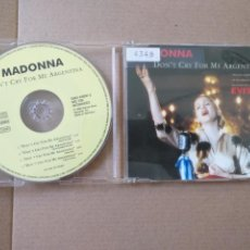 CDs de Música: CD SINGLE - PROMOCIONAL - MADONNA - 4 TEMAS. Lote 136151978