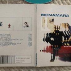 CDs de Música: CD MCNAMARA - ROCKSTATION CD ALBUM RARO - FABIO MACNANAMARA - LUIS MIGUELEZ 10 TRACK. Lote 136157938