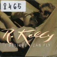 CDs de Música: R.KELLY / I BELIEVE CAN FLY (CD SINGLE CARTON PROMO 1995). Lote 136165850