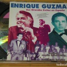 CD di Musica: ENRIQUE GUZMAN, SUS GRANDES EXITOS EN ESPAÑA VOL.1, DIFÍCIL, RAMA LAMA, CD, RAMALAMA. Lote 136174818