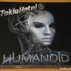 CDs de Música: TOKIO HOTEL, HUMANOID, DELUXE EDITION, CD + DVD, ERCOM. Lote 136182874