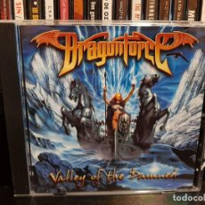 CDs de Música: DRAGONFORCE - VALLEY OF THE DAMNED. Lote 243841225