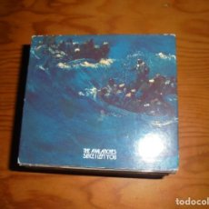 CDs de Música: THE AVALANCHES. SINCE I LEFT YOU. XL RECORDINGS, 2001. CD. (#). Lote 136205054