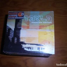 CDs de Música: TAYLA. SOUL SURVIVORS. NEXUS, 2000. 2 CD´S. IMPECABLES. (#). Lote 136205358