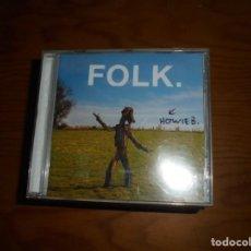 CDs de Música: FOLK. HOWIE B. POLYDOR, 2001. CD. IMPECABLE. (#). Lote 136205526
