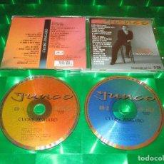 CDs de Música: JUNCO ( CUORE ZINGARO ) - 2 CD - HORUS - CORAZON GITANO. Lote 136208398