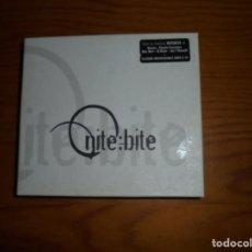 CDs de Música: MUSICA NITEBITE DE : BOOSTA, DJ RAME, ALEX NERI...CAJA CON CD + LIBRO. RAI TRADE, 2005. IMPECABLE. Lote 136209506