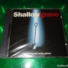 CDs de Música: SHALLOW GRAVE ( MUSIC FROM THE MOTION PICTURE ) - CD - 7243 8 32488 2 7 - EMI RECORDS. Lote 136214242